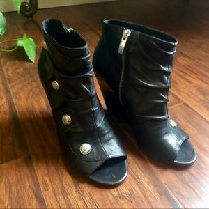 Vince Camuto Shoes - Vince Camuto Nappa Leather Boots